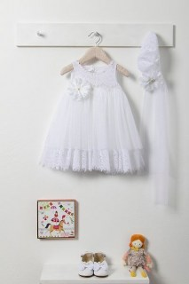 09829d771797 Βαπτιστικό φορεματάκι της Bambolino Louiza