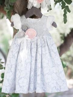 441008fc750 Danai βαπτιστικό φόρεμα της Bambolino